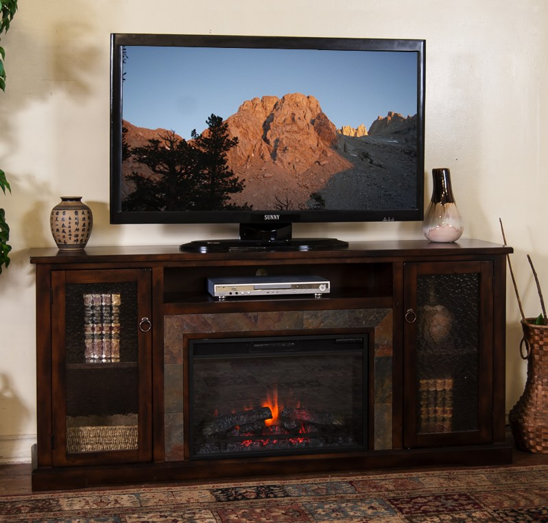 Electric Tv Stand Fireplace