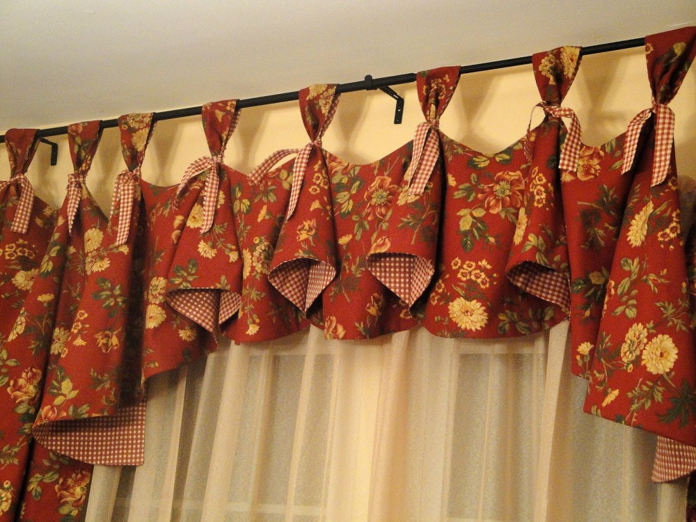 Elegant Drapes And Valances