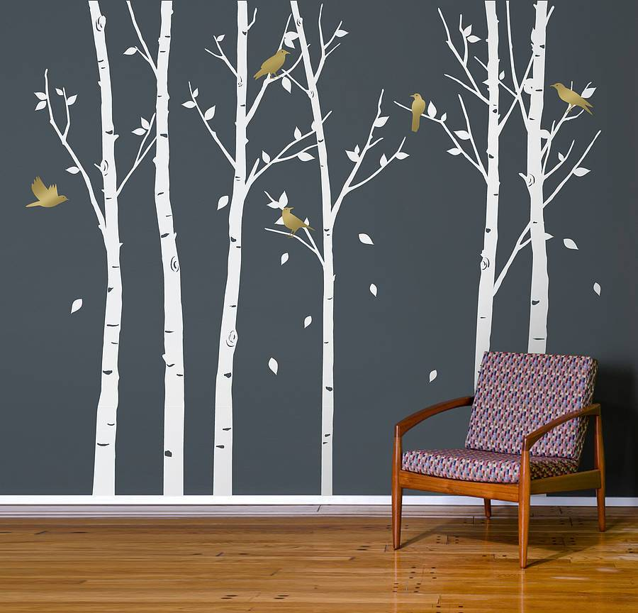Enchanted Forest Wall Decals