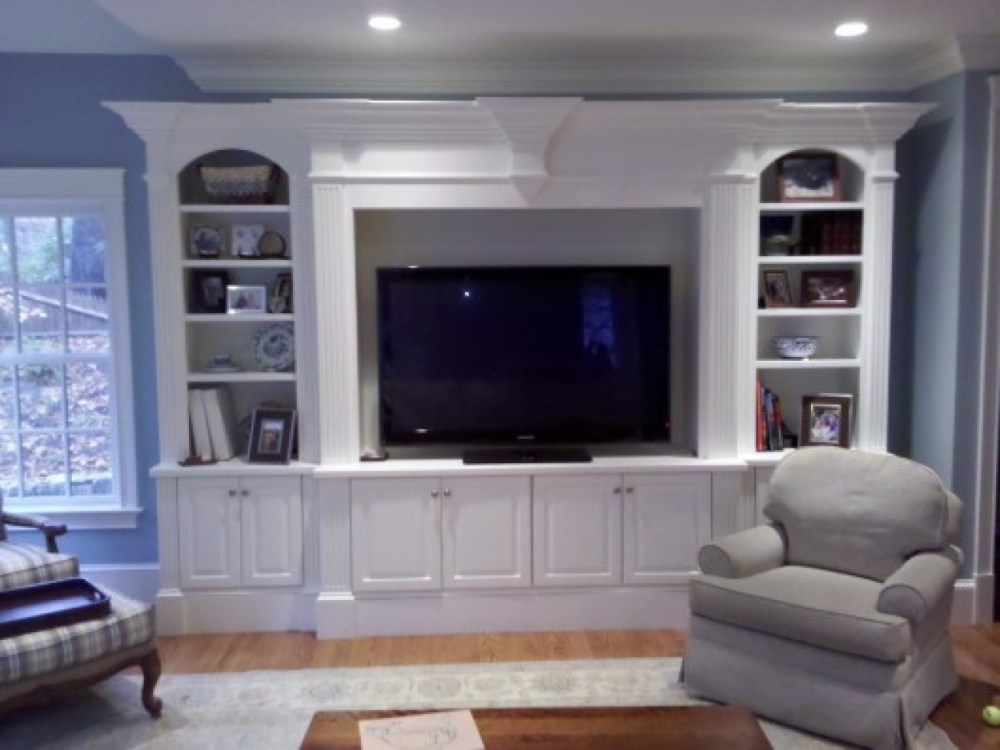 Entertainment Centers Ideas