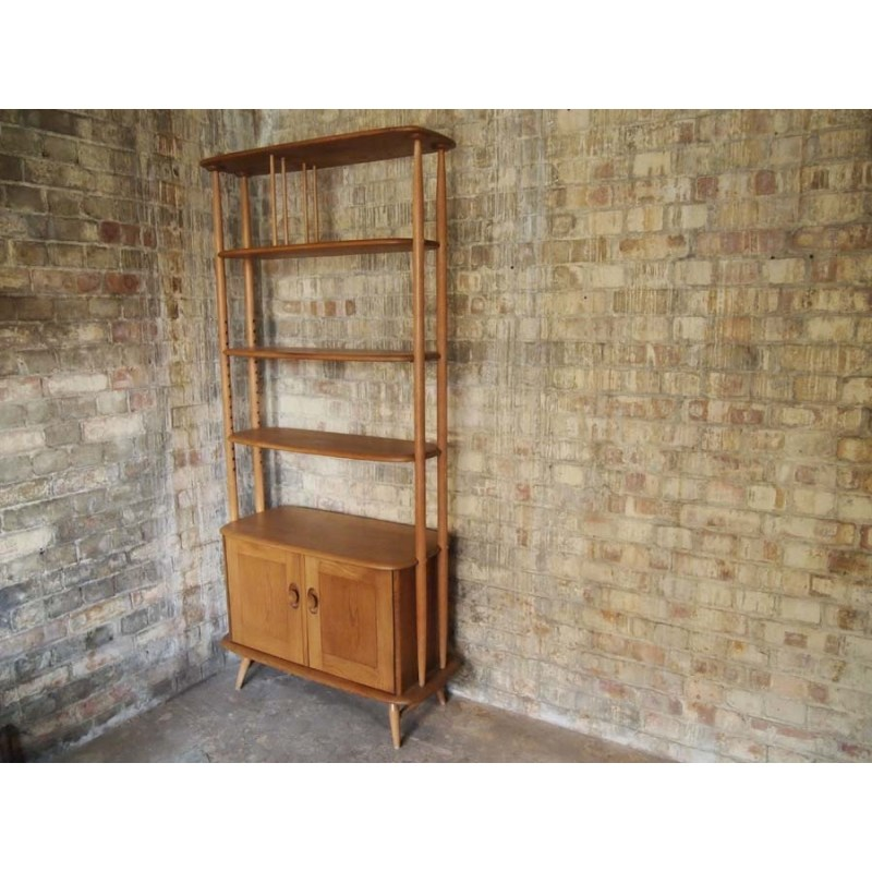 Ercol Room Divider Bookcase