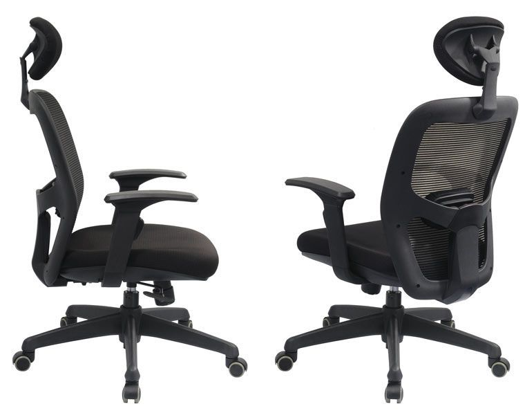 Ergonomic Mesh Office Chair Type A J24