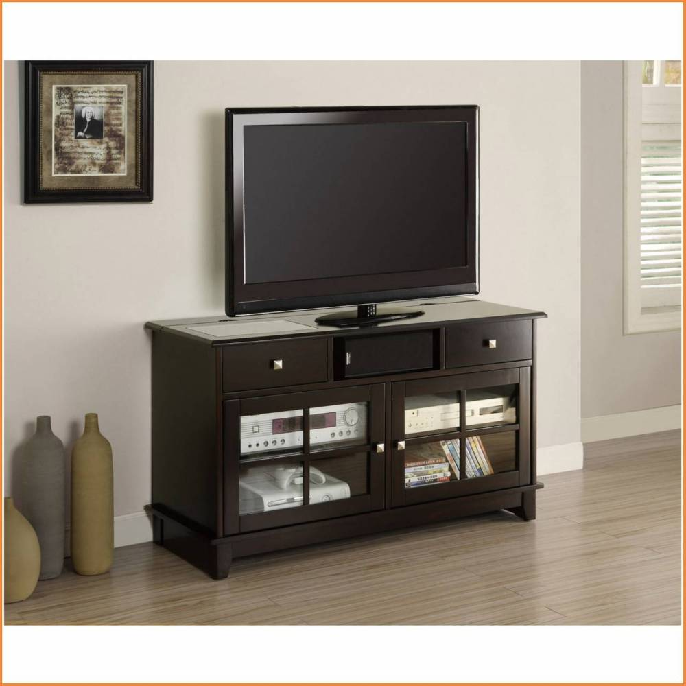Espresso Colored Tv Stand