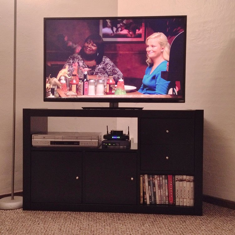 Expedit Tv Stand