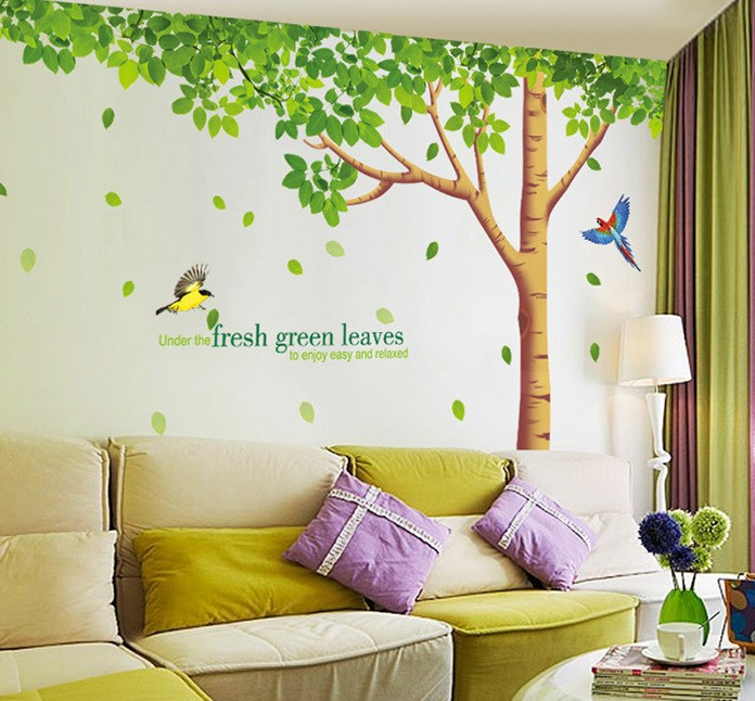 Extra Large Tree Wall Decals