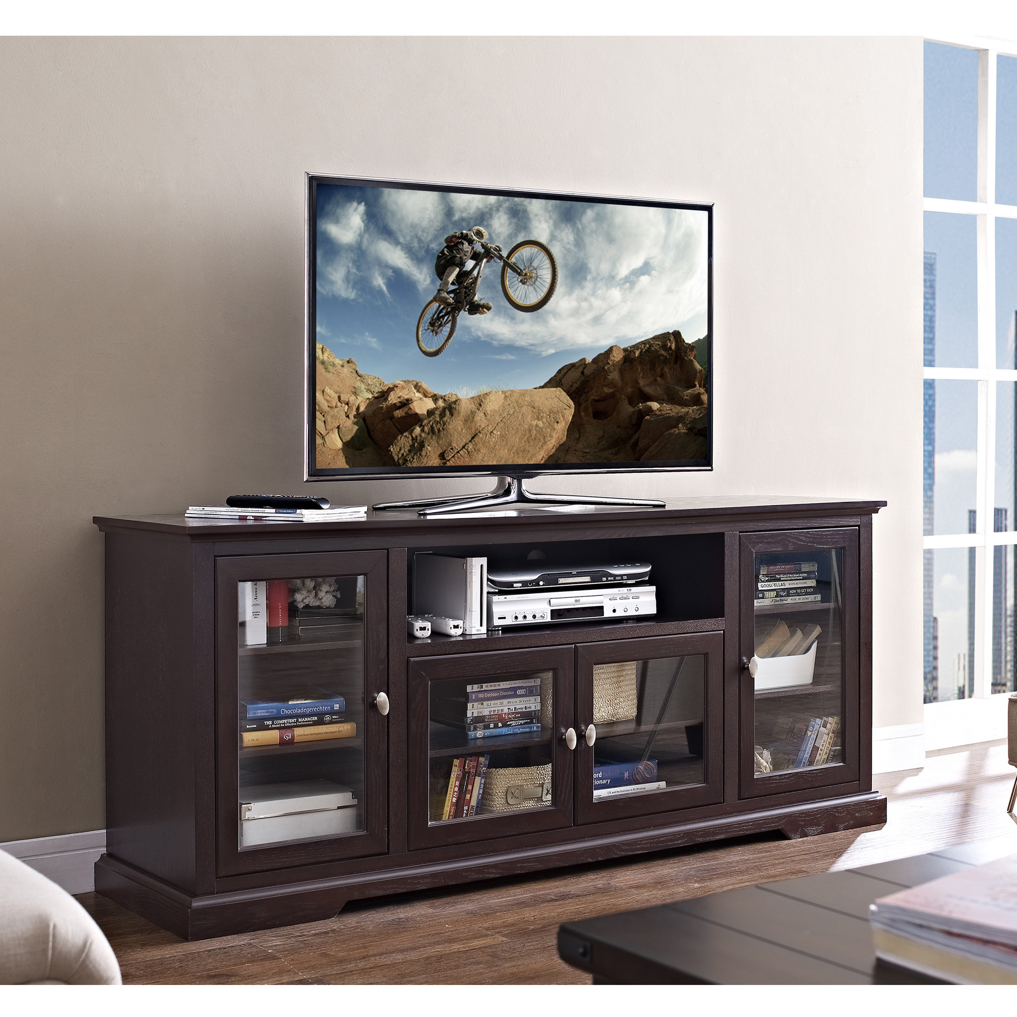 Extra Tall Tv Stand