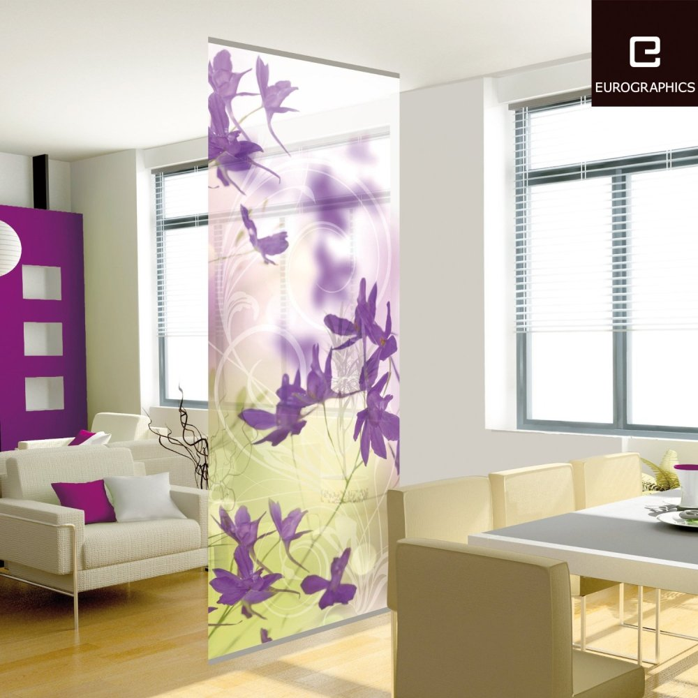 Fabric Curtain Room Dividers