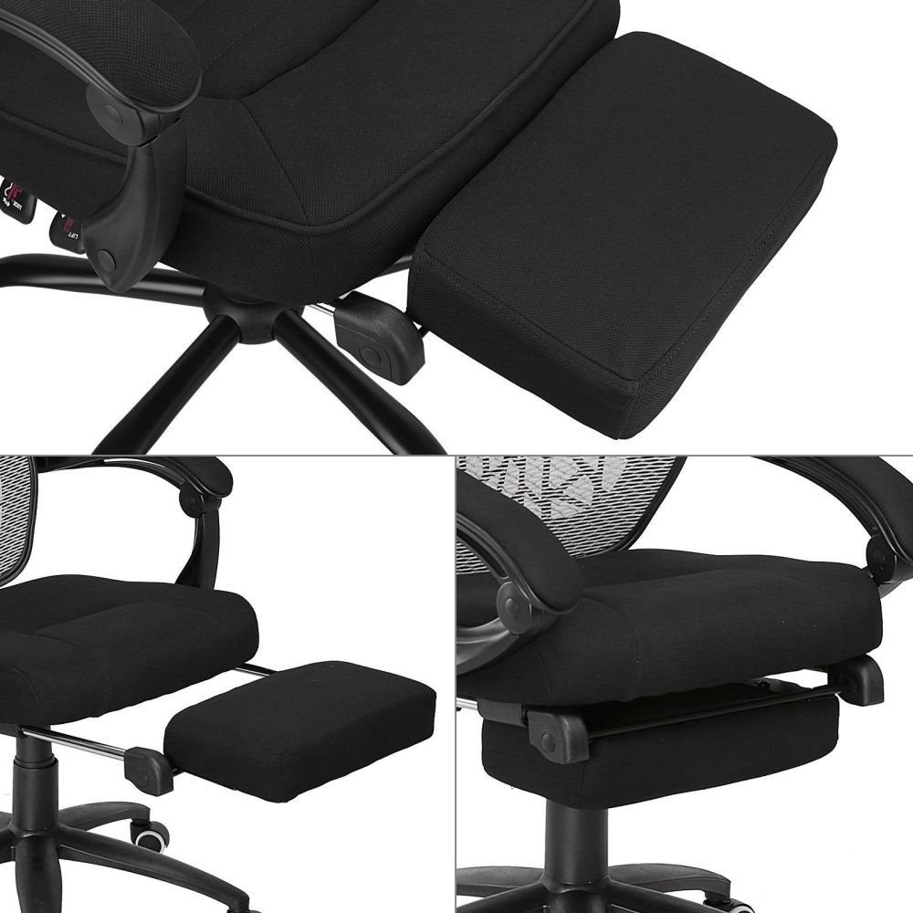 Fabric Reclining Office Chair