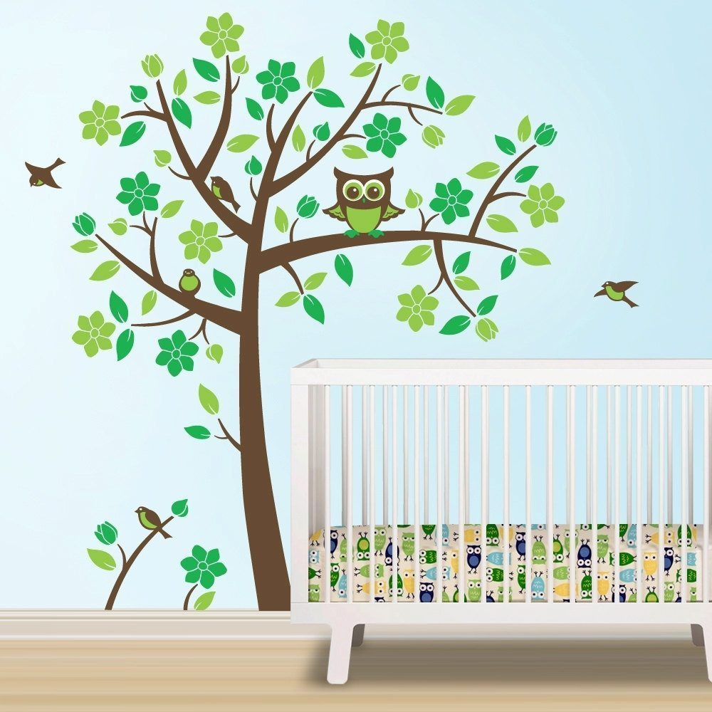 Fabric Wall Decals For Nursery