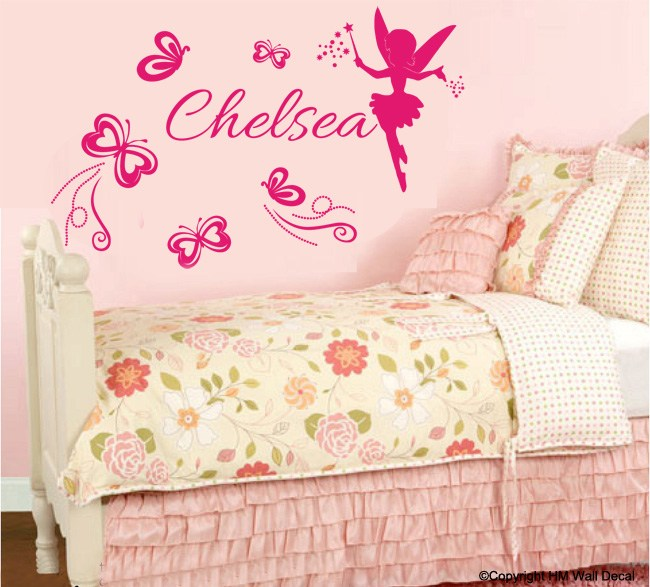 Fairy Wall Decals Australia