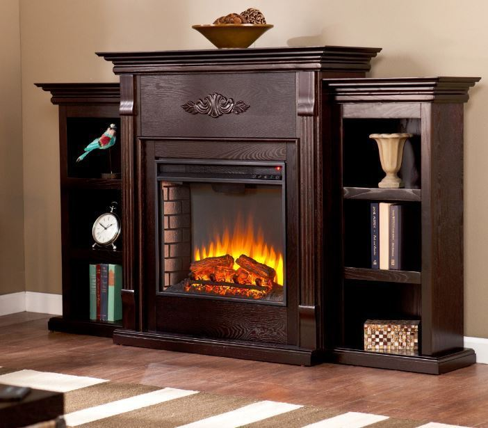 Fireplace Mantel Tv Stand
