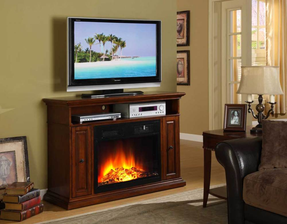 Fireplace Tv Stand Decor