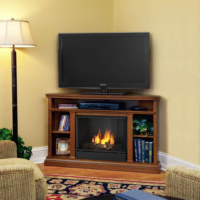 Fireplace Tv Stand With Soundbar