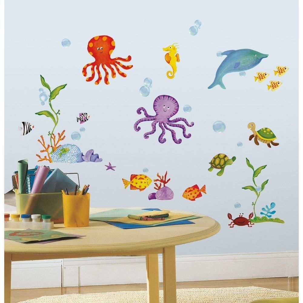 Fish Decals For Walls