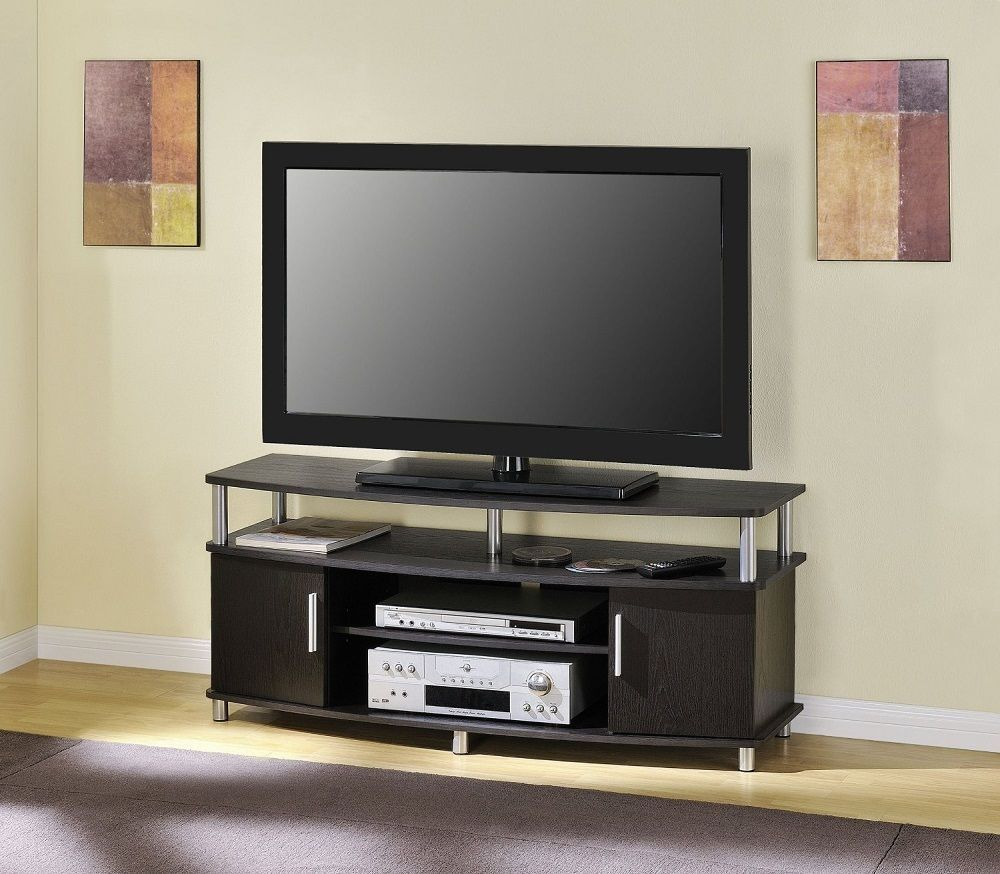Flat Panel Tv Stand Wood