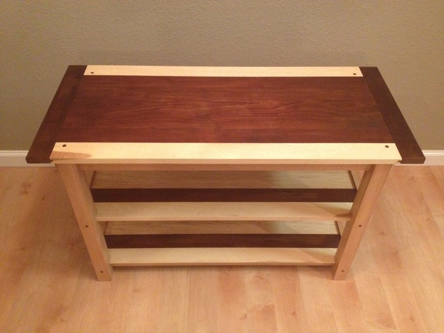 Flat Screen Tv Stand Woodworking Plans