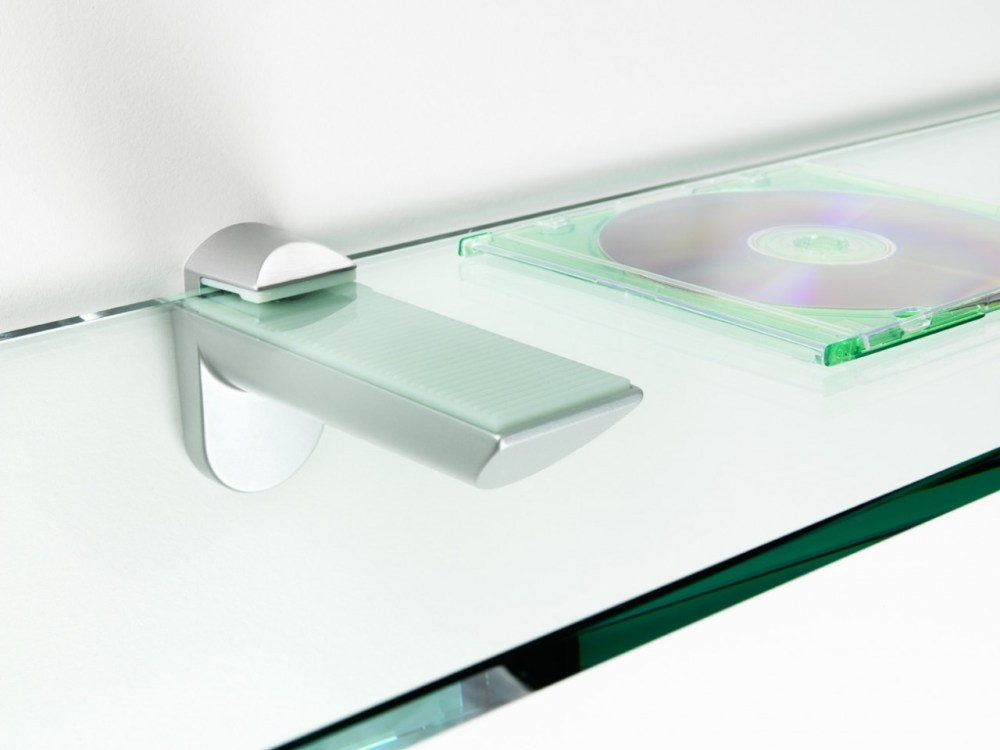Floating Glass Shelves Brackets
