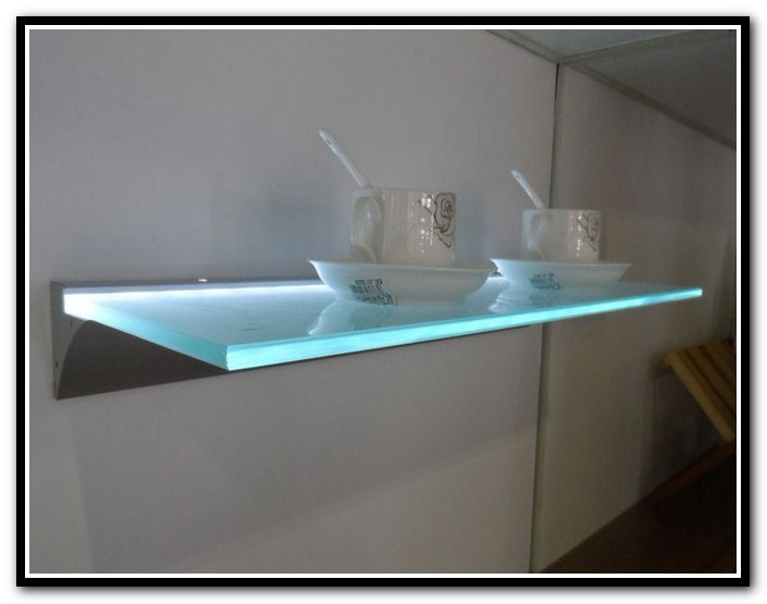 Floating Glass Shelves Uk