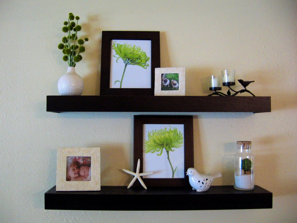 Floating Shelves Bedroom Pictures