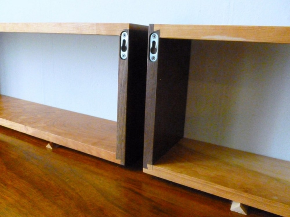Floating Shelves For Cable Box