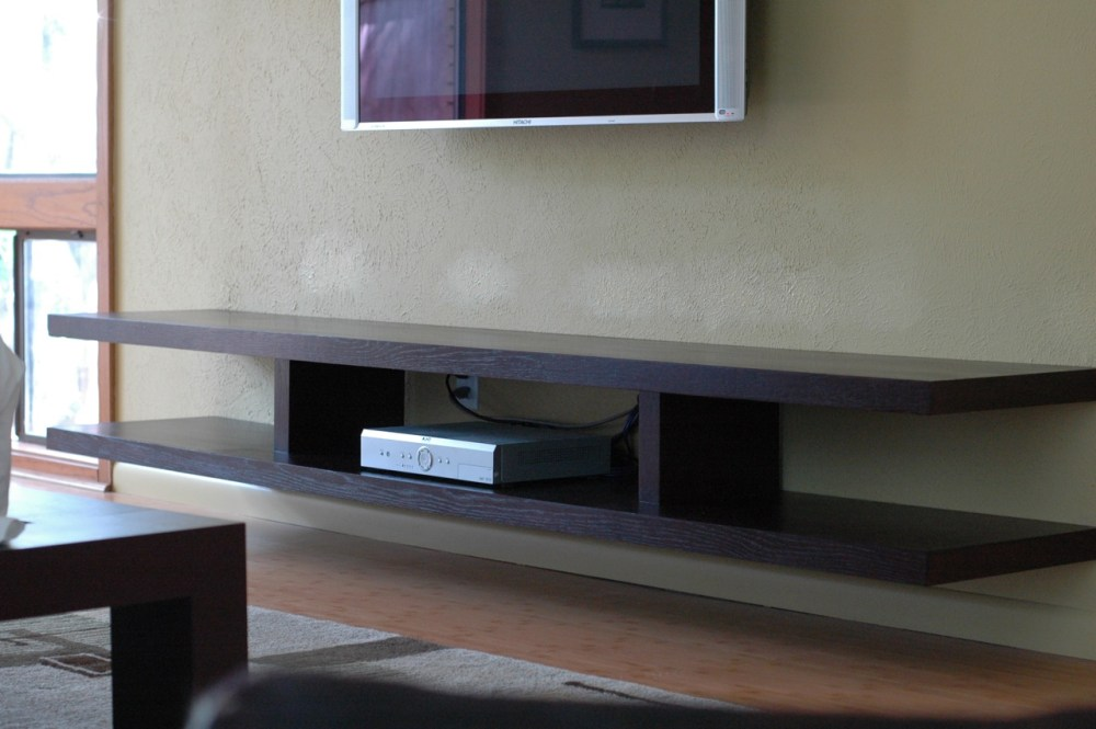 Floating Shelves For Tv Wall Mount
