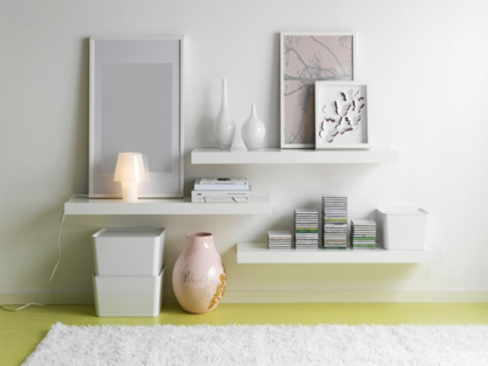 Floating Shelves Ikea