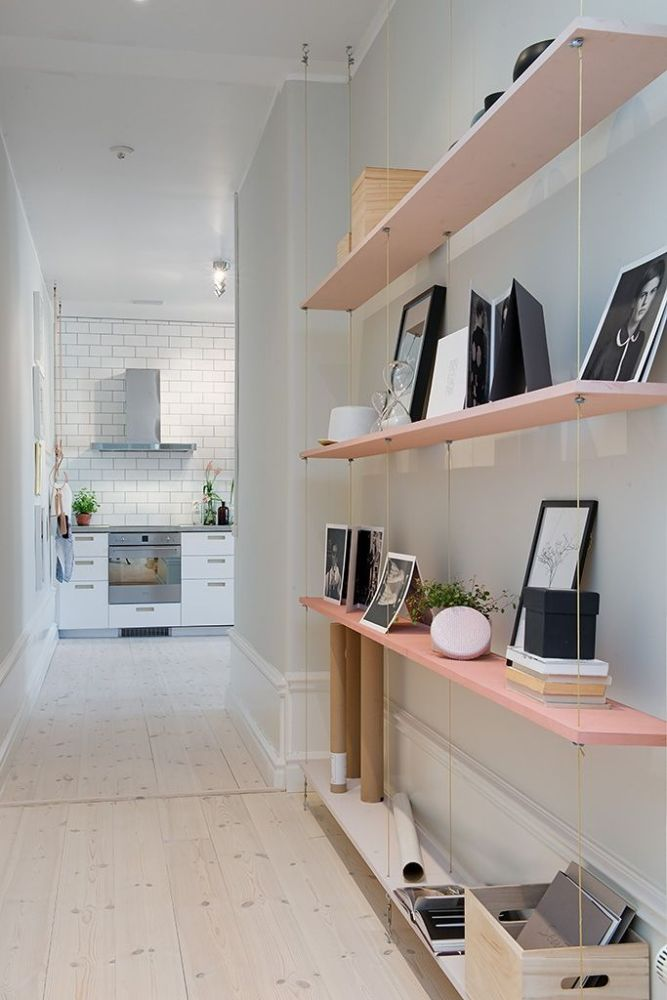 Floating Shelves With Drawers Diy