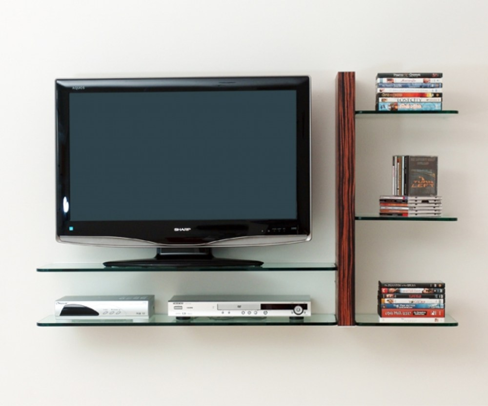 Floating Wall Shelves Tv