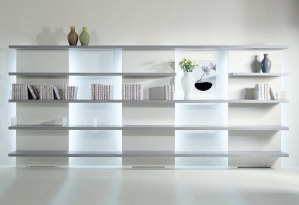 Floating Wall Shelving Units