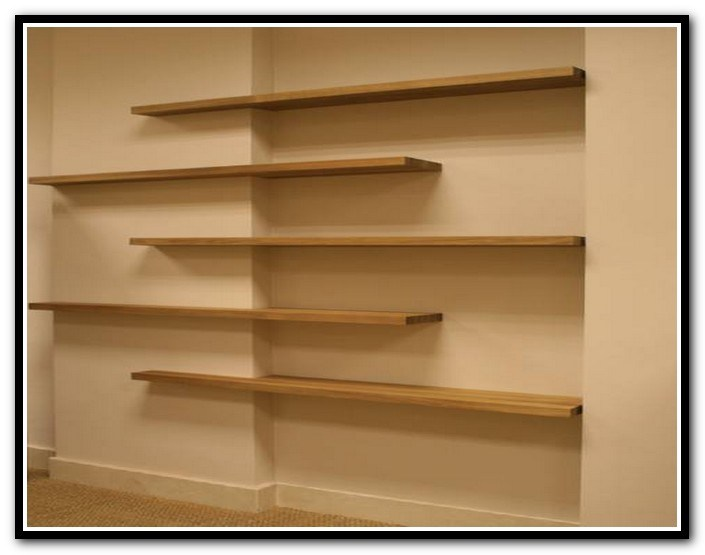 Floating Wooden Shelves Nz