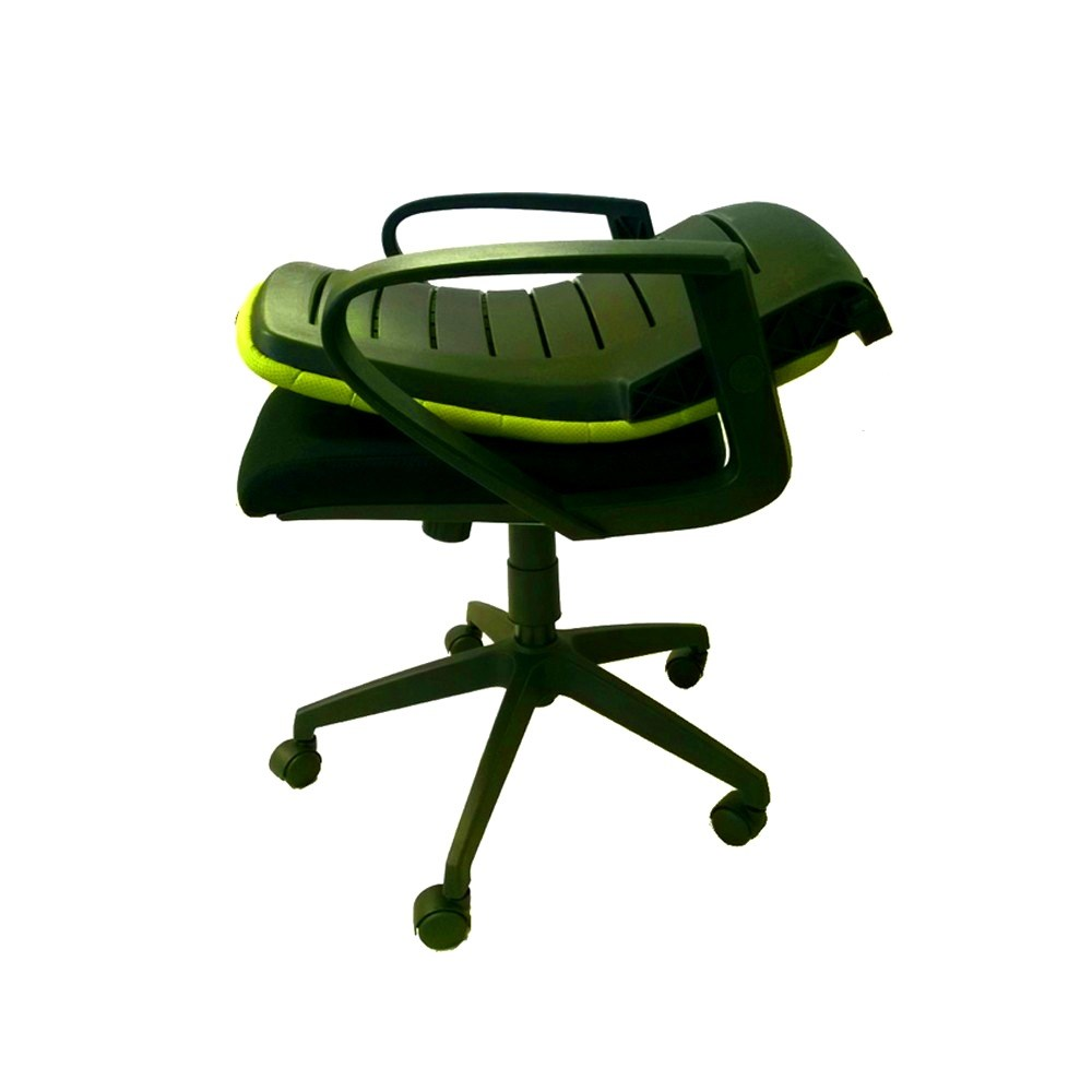 Foldable Office Chair With Wheels