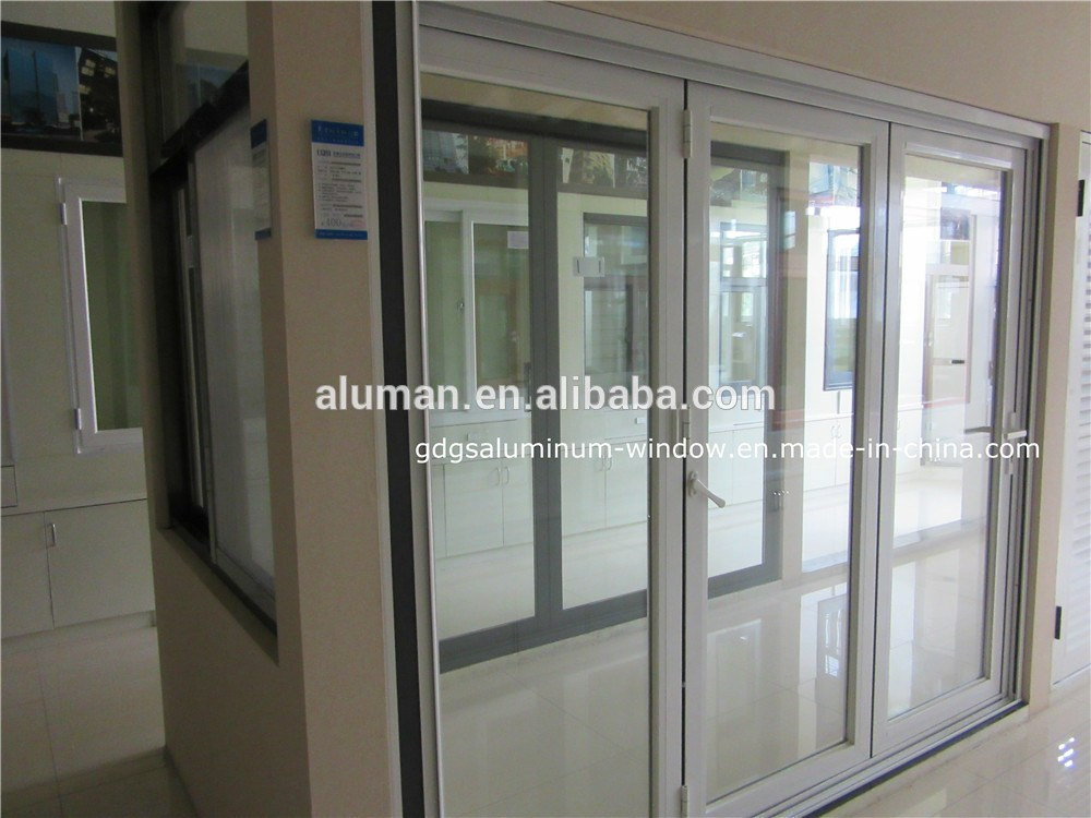 Folding Glass Room Dividers