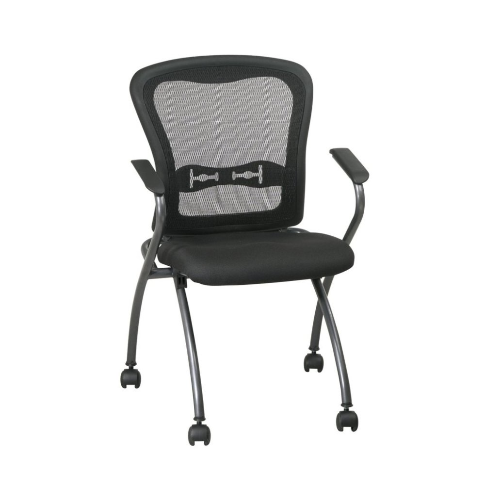 Folding Office Chair With Wheels