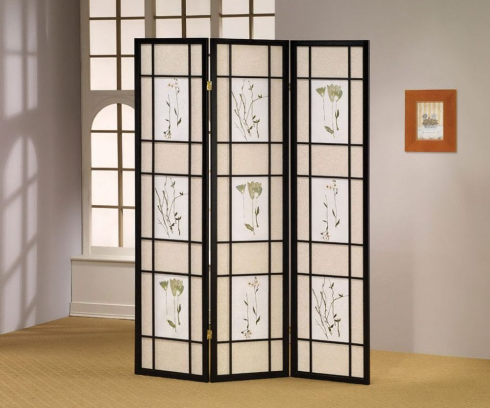 Folding Screen Room Divider Lowes