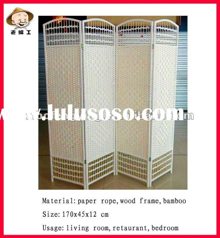Folding Screen Room Divider Singapore