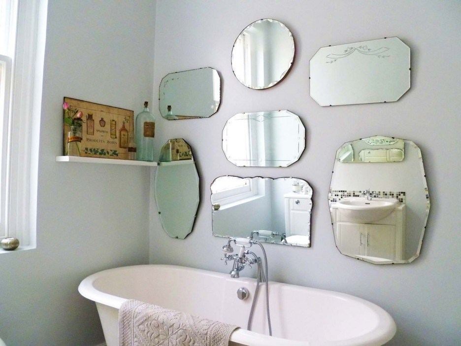 Frameless Bathroom Mirrors Canada