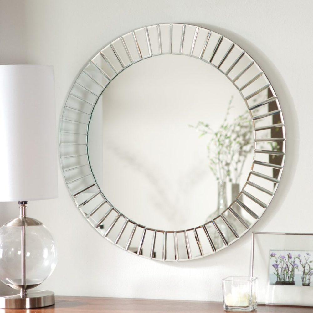 Frameless Bathroom Mirrors Discount