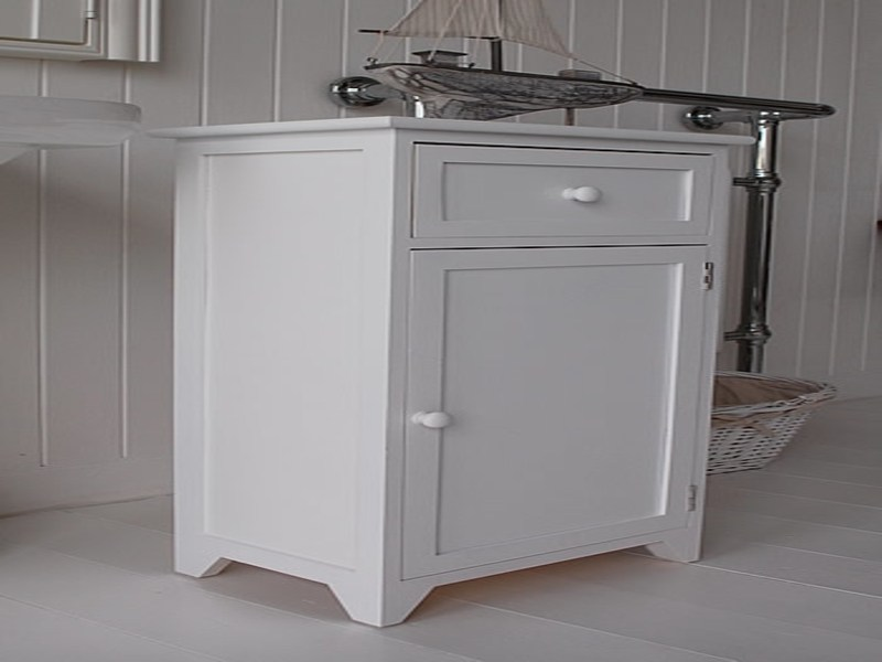 Free Standing Bathroom Storage Cabinets