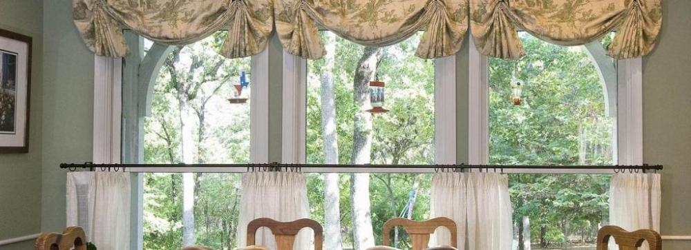 French Country Valances