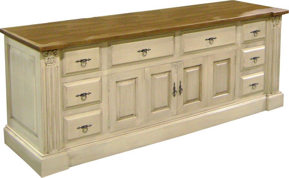 French Provincial Tv Stand