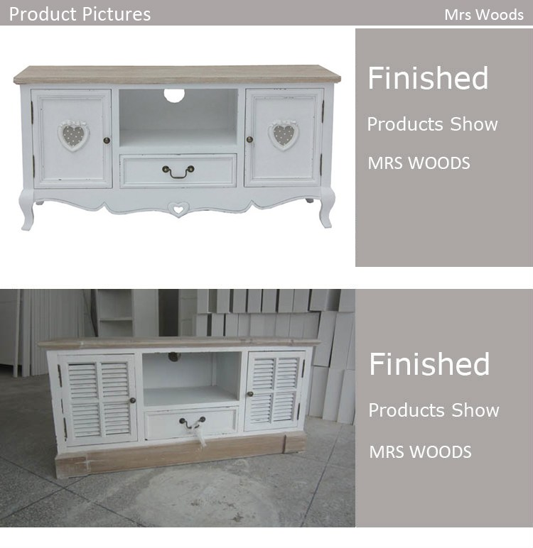 French Style Tv Stand