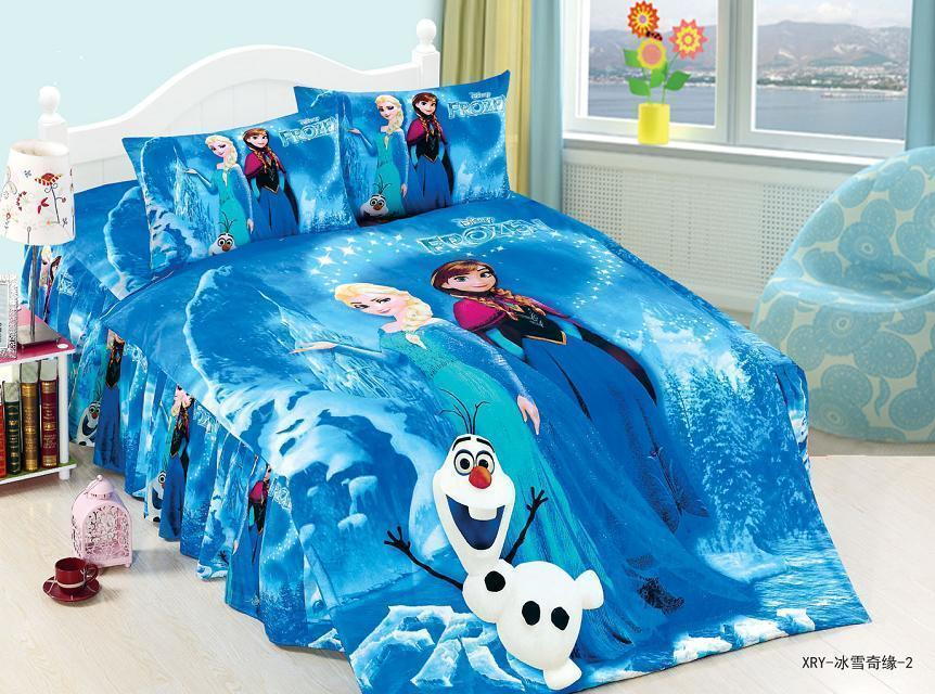 Frozen Comforter Set Full Size