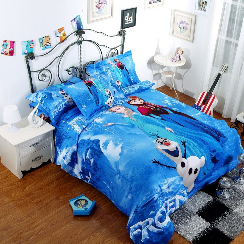 Frozen Comforter Set Full