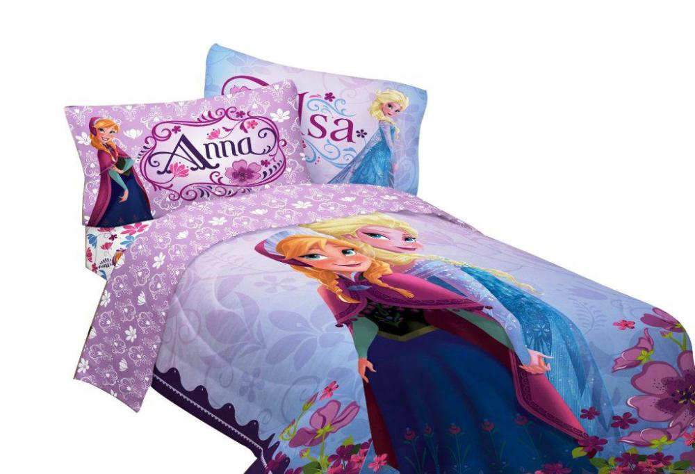 Frozen Queen Comforter Set