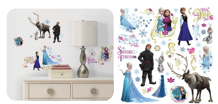 Frozen Wall Decals Amazon