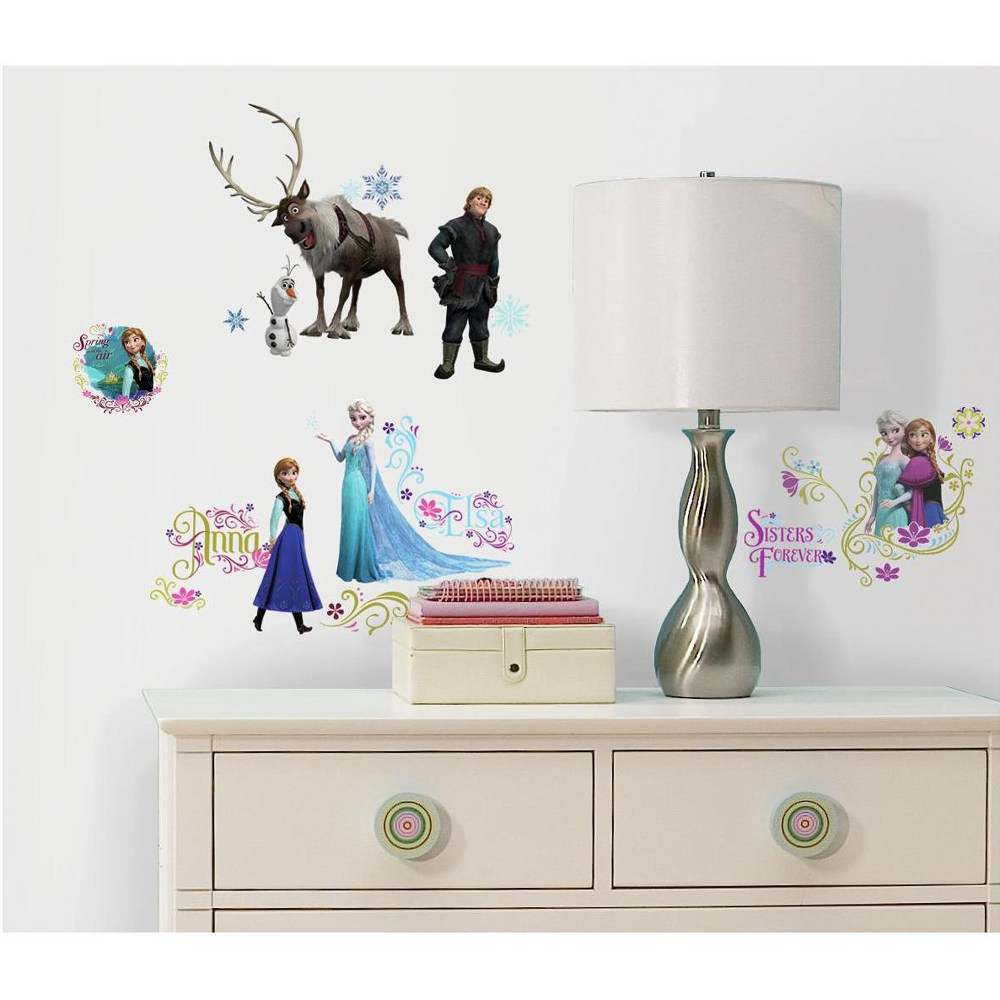 Frozen Wall Decals Canada