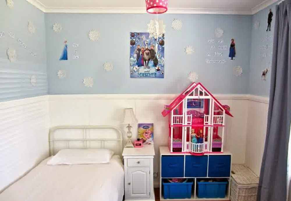 Frozen Wall Decals Ideas