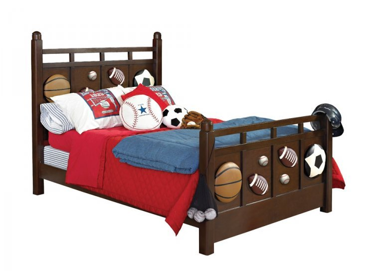 Full Size Bed For Kids