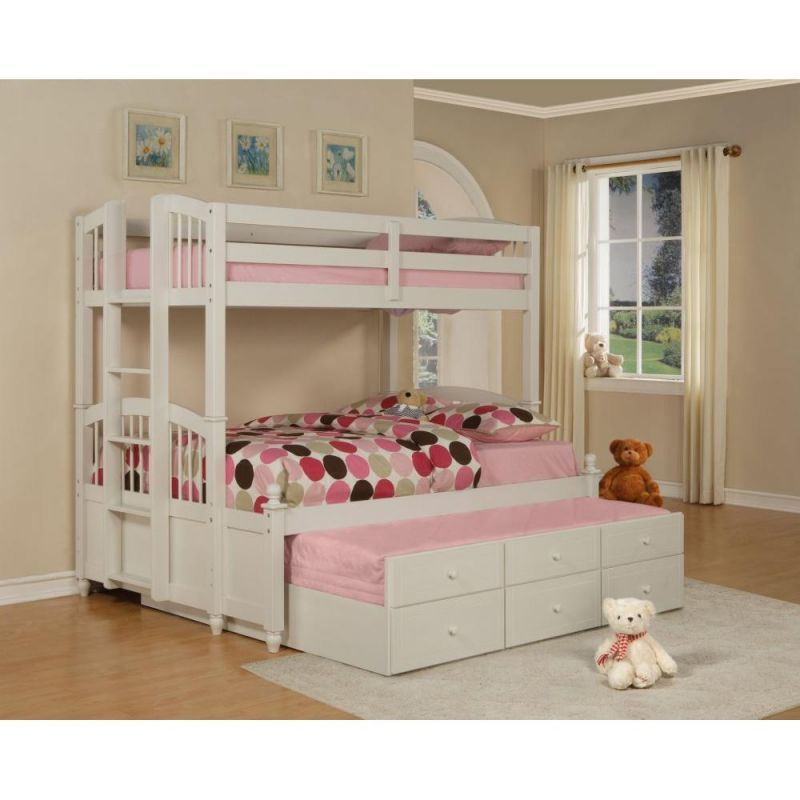 Full Size Bunk Beds For Kids