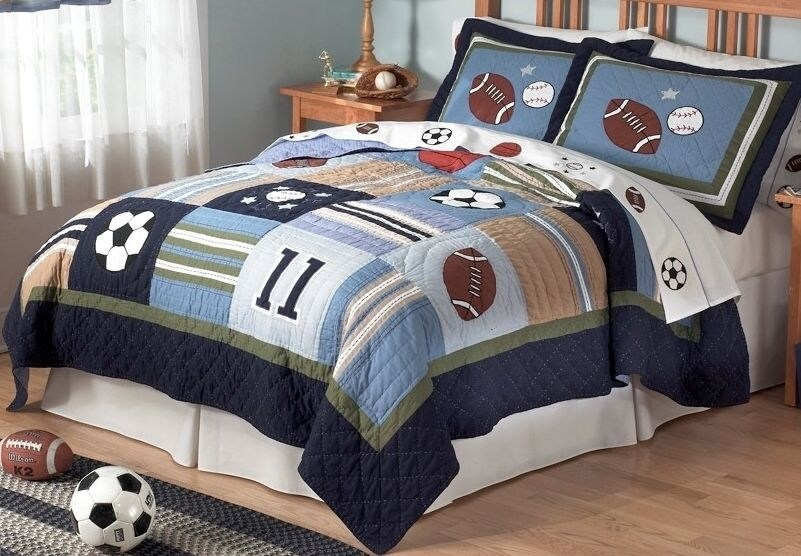 Full Size Comforter Sets For Boys